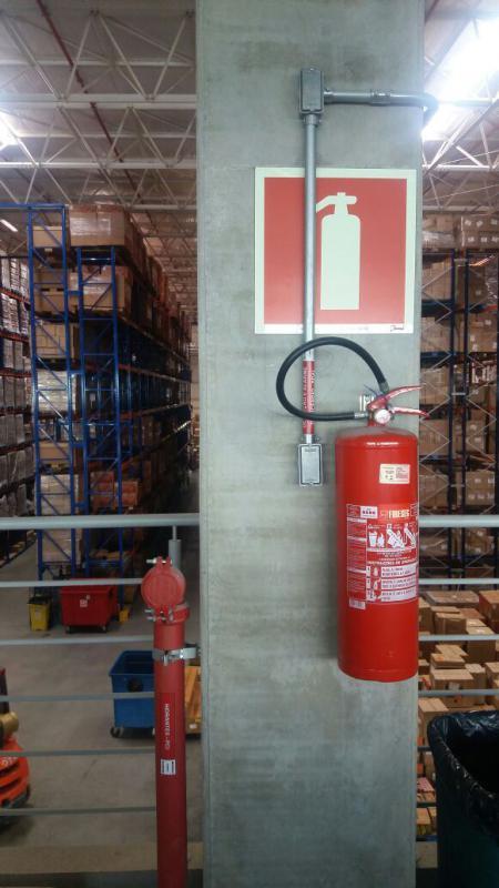 Marfrig Unid Nova Xavantina Detec Combate Incendio